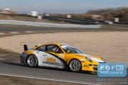 Thijs Heezen Jr - Thijs Heezen Sr - Erwin van Lieshout - Jos Menten - Heezen Racing Team - Porsche 997 Cup - DNRT WEK Final 4 2015 - Circuit Park Zandvoort