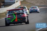 Michael Tischner - Matthias Tischner - Tischner Motorsport - BMW E46 - DNRT WEK Final 4 2015 - Circuit Park Zandvoort