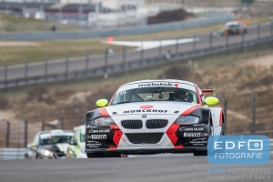 Marcel van Berlo - Eric van de Munkhof - BMW Z4 - DNRT WEK Final 4 2015 - Circuit Park Zandvoort