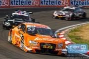 Jamie Green - Audi RS5 DTM - Audi Sport Team Rosberg - DTM Circuit Park Zandvoort