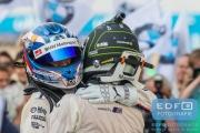 Marco Wittmann - Maxime Martin - DTM Circuit Park Zandvoort