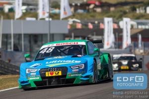 Edoardo Mortara - Audi RS5 DTM - Audi Sport Team Abt Sportsline - DTM Circuit Park Zandvoort