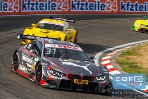 Tom Blomqvist - BMW M4 DTM - BMW Team RBM - DTM Circuit Park Zandvoort