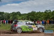 Michiel Becx - Edwin Kuijpers - Citroen DS3 R3T - ELE Rally 2014