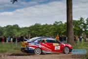 Marco Schapers - Patrick Stolk - Mitsubishi Lancer EVO 10 - ELE Rally 2014