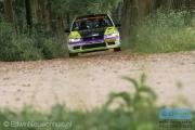 Michel Kolen - Geln van Campen - Mitsubishi Lancer EVO 7 - ELE Rally 2014