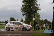 Piet Hein van der Heijden - Johan Schop - Peugeot 208 R2 - ELE Rally 2014