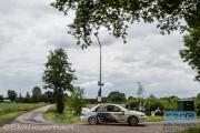 Henri Tijssen - Sebastiaan van der Hoeven - Subaru Impreza 555 GC8 - ELE Rally 2014