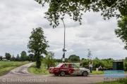 Niek Sanders - Marieke Slob - BMW 325i E30 - ELE Rally 2014