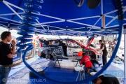 Service Hans Weijs Motorsport - Jeroen Swaanen - Bjorn Degandt - Citroen C4 WRC - ELE Rally 2014
