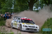 Bob de Jong - Kees Hagman - Mitsubishi Lancer WRC - ELE Rally 2014
