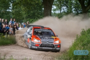 Jeroen Swaanen - Bjorn Degandt - Citroen C4 WRC - ELE Rally 2014