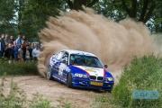 Wim Muilwijk - Marc van Nuyssenborgh - BMW E46 M3 - ELE Rally 2014