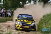 Leo van der Eijk - Niels Kroeze - Ford Fiesta R2 - ELE Rally 2014