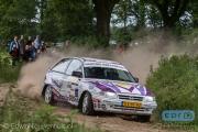 Jacco Hartog - Joyce Ruiter - Opel Astra F GSI 16V - ELE Rally 2014