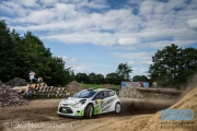 Erik van Loon - Davy Thierie - Ford Fiesta RS WRC - ELE Rally 2014