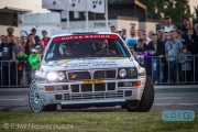 Flip van Zutphen - Theo Badenberg - Lancia Delta Integrale - Classic ELE Rally 2014