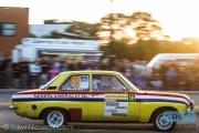Opel Ascona - Classic ELE Rally 2014