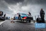 Dennis de Borst - Pim van Riet - FEBO Racing Team - SEAT Leon TCR - Final 4 2017 Circuit Park Zandvoort