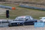 Bart Westerman - Robert Westerman - Hermanos Loscos - BMW E30 M3 - Final 4 2017 Circuit Park Zandvoort