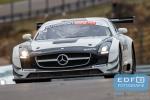 Daan Meijer - Danny van Dongen - SLS AMG Racing Team - Mercedes SLS GT3 - Final 4 2017 Circuit Park Zandvoort