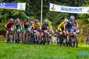 Kiki van Asselt - Charlotte de Graaf - Anouk ven der Meijden - Didi de Vries - Aimee Schoe - Kim Bodeman - MPL Stappenbelt MTB Trophy 2014 - Apeldoorn