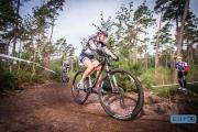 Iris van der Pol - MPL Stappenbelt MTB Trophy 2014 - Apeldoorn
