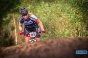 Aniek Muskens - MPL Stappenbelt MTB Trophy 2014 - Apeldoorn