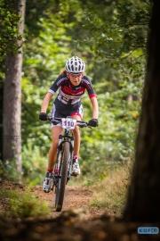 Rachelle Huberts - MPL Stappenbelt MTB Trophy 2014 - Apeldoorn