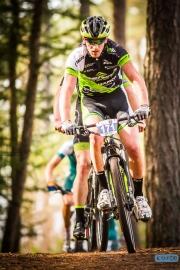 Dave van der Kooij - MPL Stappenbelt MTB Trophy 2014 - Apeldoorn