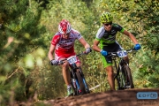 Liwald Doornbos - Marcel Lommers - MPL Stappenbelt MTB Trophy 2014 - Apeldoorn