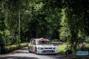 Bob de Jong - Kees Hagman - Mitsubishi Lancer WRC 05 - GTC Rally 2014 - Etten-Leur