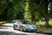 Timothy van Parijs - Kurt Heyndrickx - Porsche 997 GT3 - GTC Rally 2014 - Etten-Leur