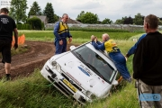 Ad Smits - Arie Boertje - Ford Escort RS Cosworth - GTC Rally 2014 - Etten-Leur