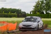 Edwin Schilt - Lisette Bakker - Subaru Impreza WRC S14 - GTC Rally 2014 - Etten-Leur