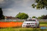 Niels de Bruijn - Jeroen de Vos -BMW Compact M3 - GTC Rally 2014 - Etten-Leur