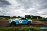 Roel van der Zanden - Renaldo Lier - Nissan 350Z - GTC Rally 2014 - Etten-Leur