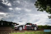 Arjan Heijstek - Cindy Verbaeten - Nissan 350Z - GTC Rally 2014 - Etten-Leur