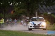 Ernst Kranenburg - Peter van Teunenbroek - Mitsubishi Lanvcer EVO 8 - GTC Rally 2014 - Etten-Leur