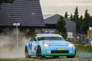 Roel van der Zanden - Renado Lier - Nissan 350Z - GTC Rally 2014 - Etten-Leur