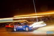 Theo van den Berg - Etienne Struijs - Nissan 350Z - GTC Rally 2014 - Etten-Leur