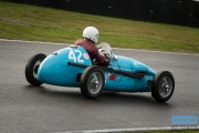 James Willis - Pierce MG - Historic Grand Prix Zandvoort