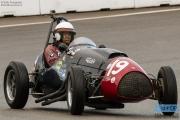 Paul Grant - Cooper-Bristol MK II 3/53 - Historic Grand Prix Zandvoort