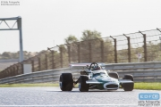 Arnold Luciano - Brabham BT36 - Historic Formula 2 Championship - Historic Grand Prix Zandvoort