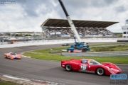 John Sheldon - Chevron B16 - FIA Masters Historic Sports Car - Historic Grand Prix Zandvoort
