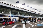 Pitlane - FIA Masters Historic Sports Car - Historic Grand Prix Zandvoort