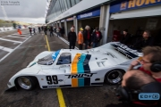 Mischa Strijder - MEC Auto - Porsche 962 - Historic Group C / GTP Racing Championship - Historic Grand Prix Zandvoort