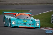 Tommy Dreelan - Celtic Speed - Porsche 962 - Historic Group C / GTP Racing Championship - Historic Grand Prix Zandvoort