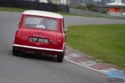 Austin Cooper S - Pre '66 Touring Cars - Historic Grand Prix Zandvoort