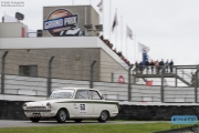 Rene Wallner - Ford Lotus Cortina - Pre '66 Touring Cars - Historic Grand Prix Zandvoort
